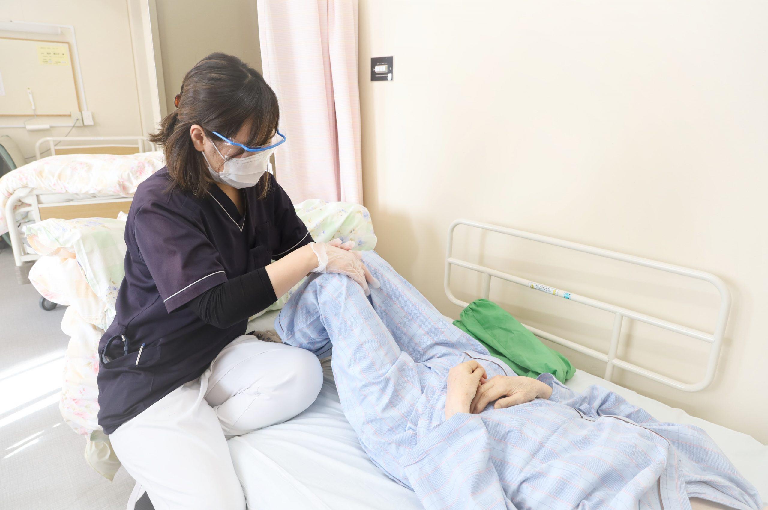 リハビリテーション科㈫-理学療法