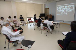 感染対策検討についての勉強会