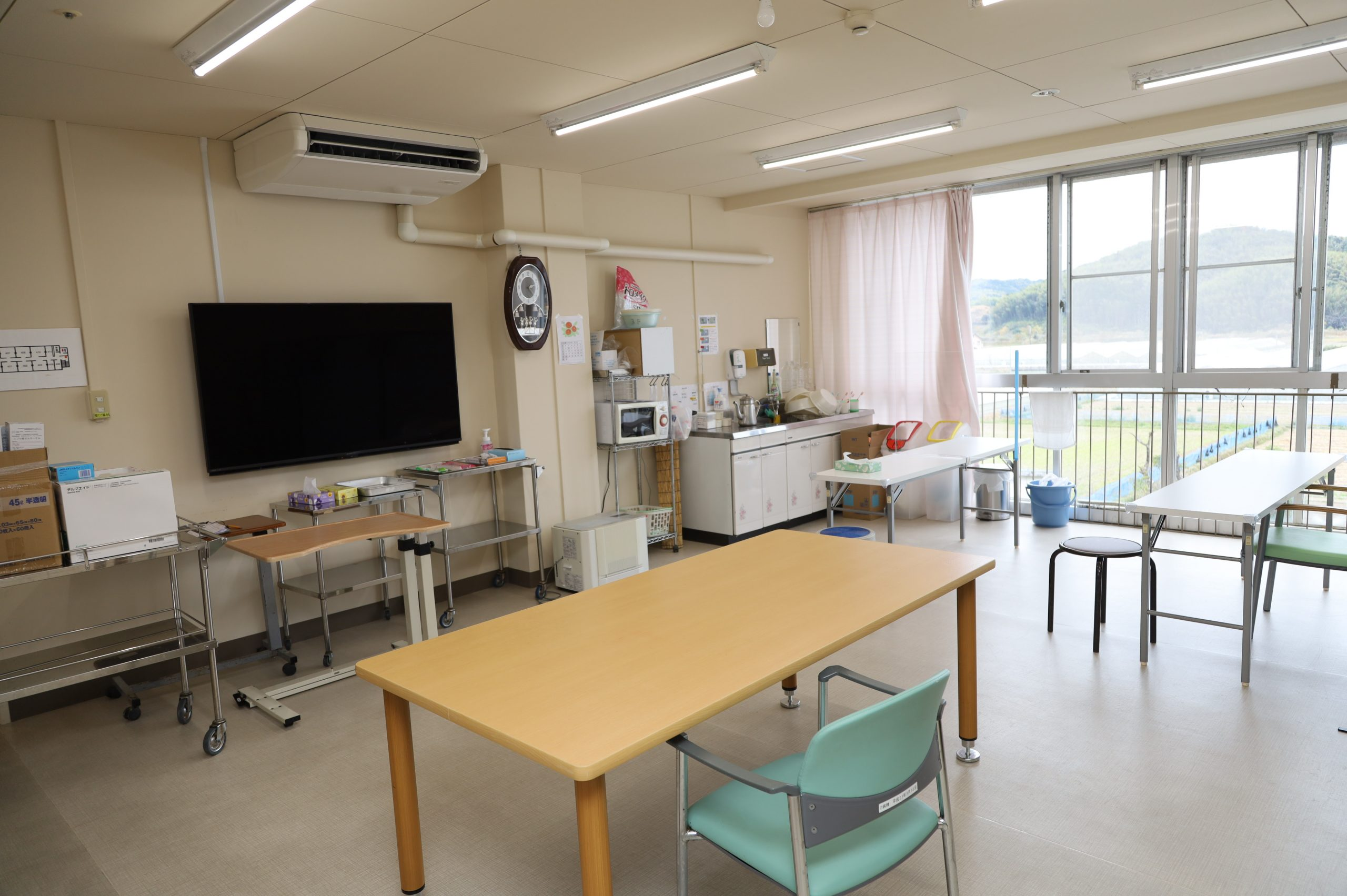 永井病院-介護医療院㈪